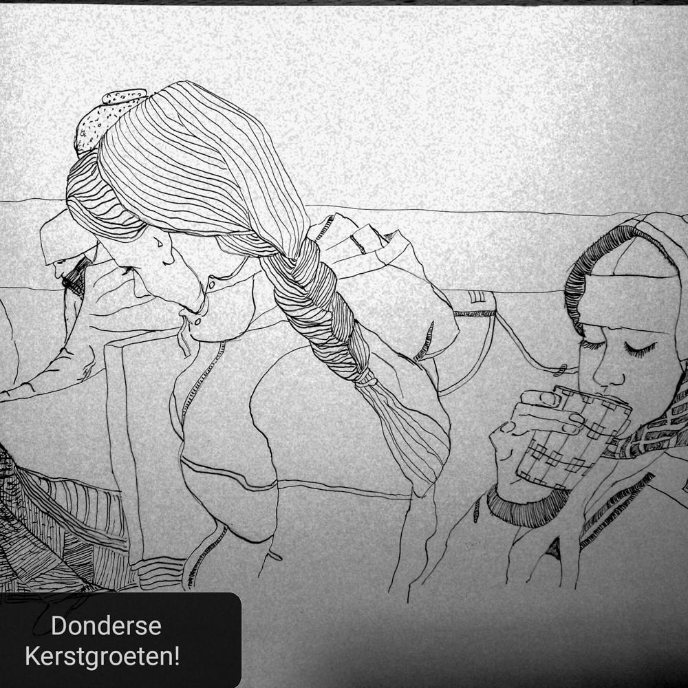 Schetsen met potlood of pen - ARTak 2020